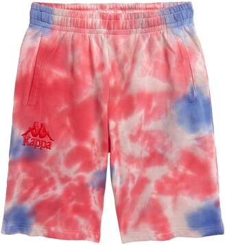 Kappa Authentic Tie Dye French Terry Shorts