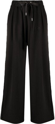 Palm Angels Wide-Leg Trousers