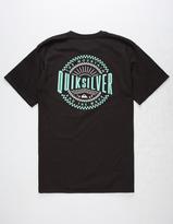 Quiksilver Air Brand Mens T-Shirt