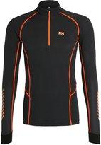 Helly Hansen Dry Charger Sports Shirt Ebony