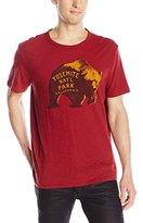 Lucky Brand Men's Yosemite Bear T-Shirt