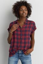 American Eagle Outfitters AE Ahh-mazingly Soft Short Sleeve Shirt