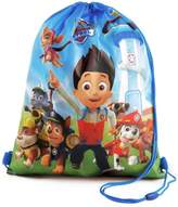 Paw Patrol Childrens/Kids Official Drawstring Gym Bag