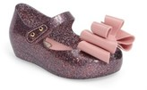 Mini Melissa Toddler Girl's Ultragirl Sweet Iii Mary Jane Flat