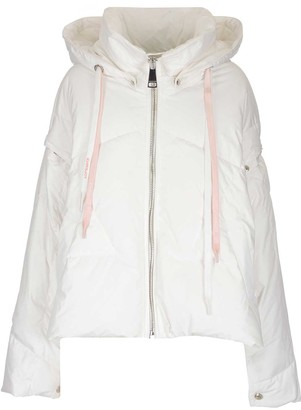 KHRISJOY Padded Hooded Jacket