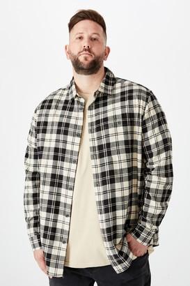 Cotton On Bg Rugged Long Sleeve Shirt