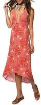 O'Neill Women's Libre Halter Midi Dress