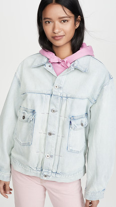 Levi's Lmc Love Letter Trucker Jacket