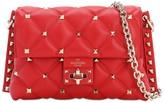 Candy Stud Leather Shoulder Bag