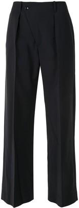Deveaux Tina wide-leg trousers