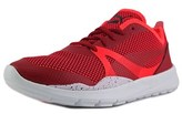 Puma Duplex Evo Ftur Minimal Wn's Women Round Toe Canvas Red Tennis Shoe.
