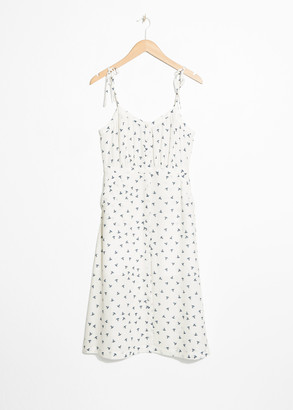 And other stories Printed Sundress