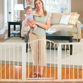 Summer Infant Stylish&SecureTM 6 Foot Metal Expansion Gate
