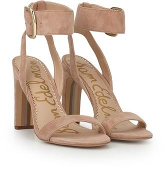 Yola Ankle Buckle Heel