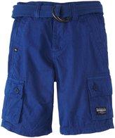 Buffalo Hychas Cargo Twill Shorts (Kid) - Spirit-7