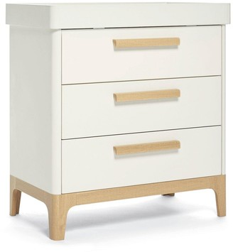 Mamas and Papas Caprio Dresser Changer - White/Natural
