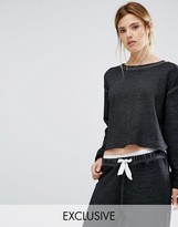 Nocozo Soft Black Sweater
