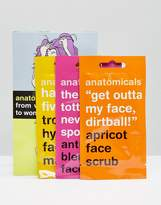 Anatomicals Face Care Set - From Worrying Complex To Wonderful Complexion 3 x 15ml