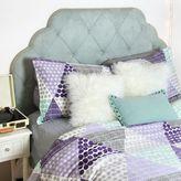Dormify Patchwork Prism Duvet Cover and Sham Set