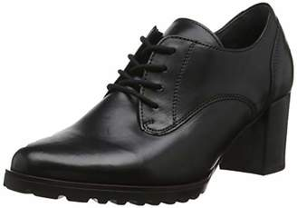 Gabor Shoes Women's Fashion Closed-Toe Pumps, Black (Schwarz 27)