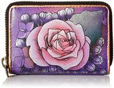 Anuschka Hand Painted Credit and Business Card Holder Credit Card Holder