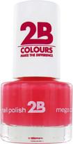 2B Colours Mega Colours Mini Nail Polish