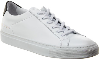 Common Projects Retro Leather Sneaker