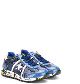 Premiata Kids - Lucy sneakers - kids - Leather/Patent Leather/PVC/rubber - 27