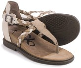 OTBT Earthly Strappy Sandals - Leather (For Women)