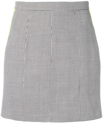 Natasha Zinko Mini Pencil Skirt