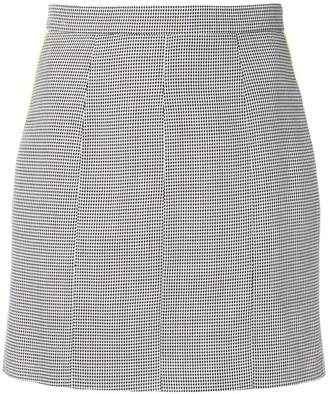Natasha Zinko mini pencil skirt