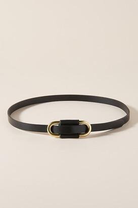 Anthropologie Jones Belt By in Black Size S