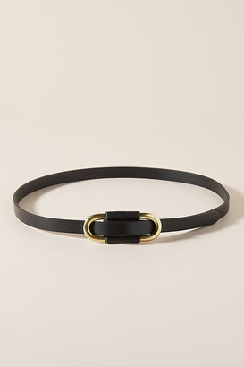 Anthropologie Skinny Belt By in Black Size XS
