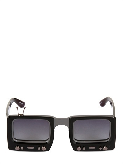Jeremy Scott Tv Sunglasses