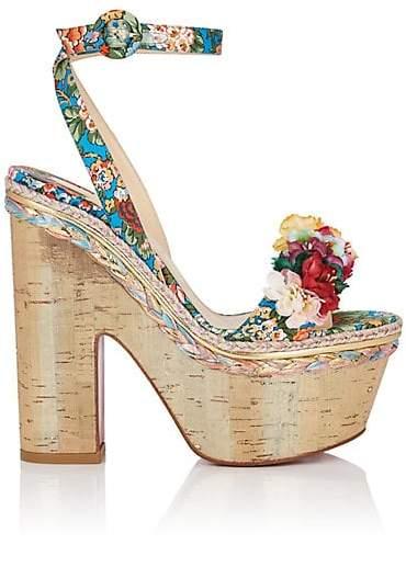 7063d035993f Christian Louboutin Satin Shoes - ShopStyle UK