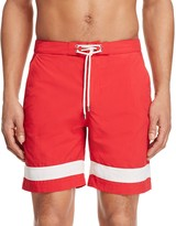 Solid & Striped Racer Stripe Board Shorts
