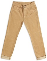 7 For All Mankind Boys' Slimmy Fine Wale Cord Jeans - Big Kid