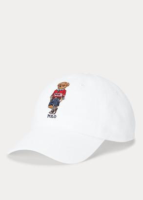 Ralph Lauren Polo Bear Chino Ball Cap