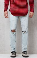 PacSun Skinniest Destroyed High School Stretch Jeans