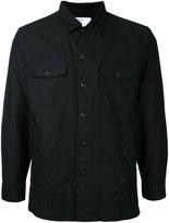 Monkey Time military style shirt - men - Cotton - S