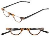 Eyebobs Men's Topless 35Mm Reading Glasses - Light Tortoise