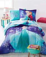 Disney Disney's Frozen Magical Winter Full 7 Piece Comforter Set Bedding