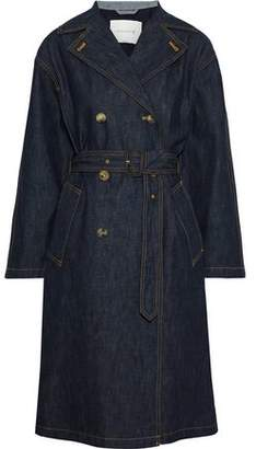 MACKINTOSH Denim Trench Coat