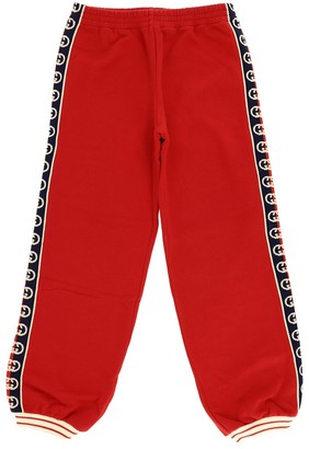 Gucci Joggers With Side Band