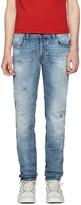 Diesel Blue Sleenker L.32 Jeans