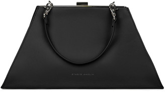 Studio Amelia Trapeze Mini Leather Bag