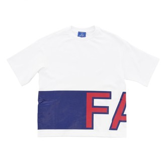 Fay Short-sleeved T-shirt With Big Logo