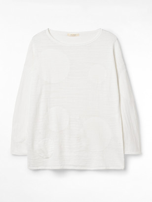 White Stuff Shibori Spot Jumper