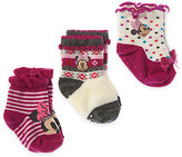 Disney Minnie Mouse Sock Set for Baby - 3-Pack