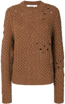 Damir Doma distressed jumper